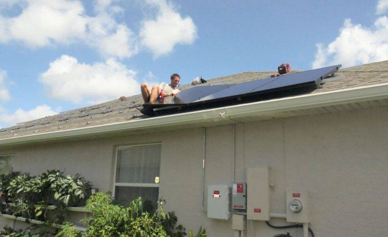 Our Very Own Solar Energy Installation Project